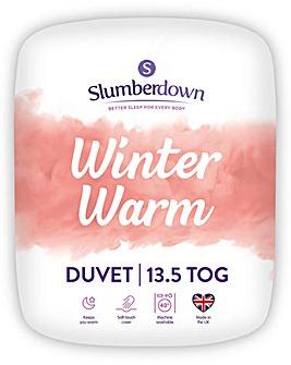 Slumberdown Winter Warm 13.5 Tog Duvet