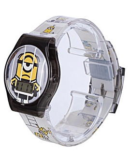 Minions LCD Watch