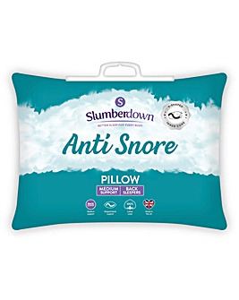 Slumberdown Anti Snore Back Sleep Pillow