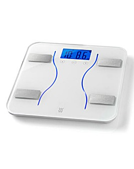 Bluetooth Body Analysis Scale