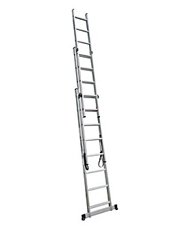 3 Section 3 Way Combination Ladder