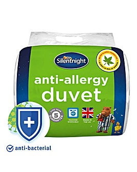 Silentnight 10.5 Tog Anti Allergy Duvet