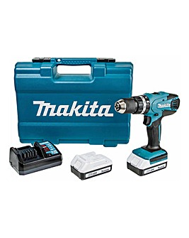Makita 18v Combi Drill 1 Battery