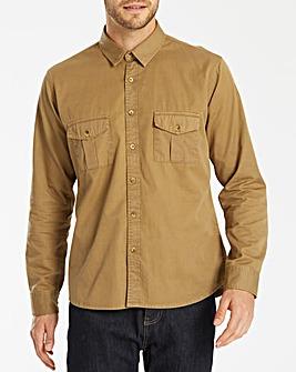 Jacamo L/S Worker Shirt Regular