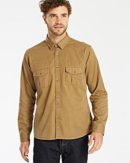 Jacamo L/S Worker Shirt Long