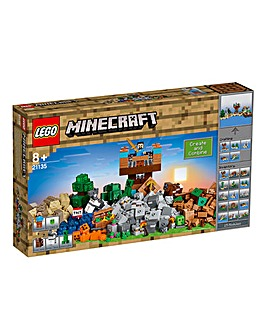 LEGO Minecraft The Crafting Box 2.0