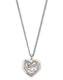 Clogau Tree of Life One Diamond Pendant