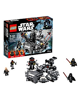LEGO SW Darth Vader Transformation