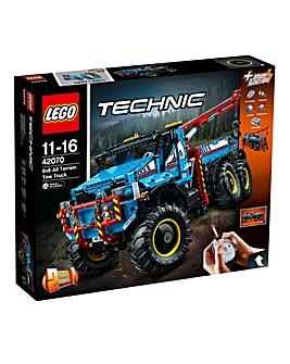 LEGO Technic 6x6 All Terrain Truck RC
