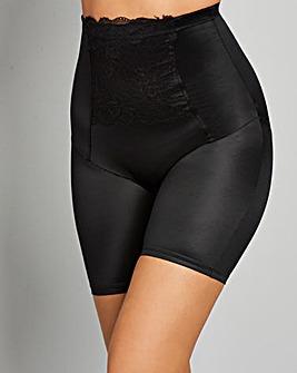 Ella Firm Control Black Thigh Shaper