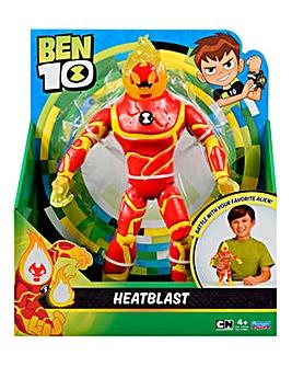 Ben 10 Super Deluxe Figures Heartblast