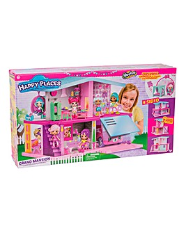 Shopkins Grand Mansion Playset