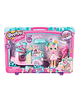 Shopkins Peppamints Gelati Scooter