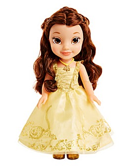 Beauty & the Beast Belle Ball Gown Doll