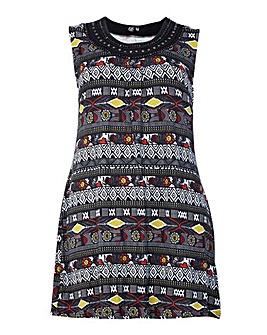 Izabel London Curve Embellished Dress