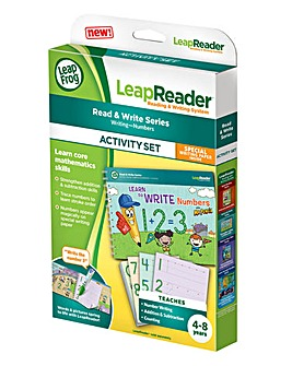 LeapFrog LeapReader Book Mr Pencil