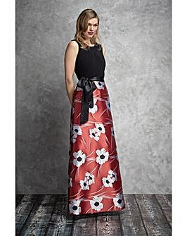 Gina Bacconi Celine Maxi Dress