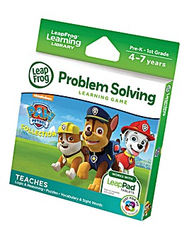 LeapFrog Learning Game Paw Patrol