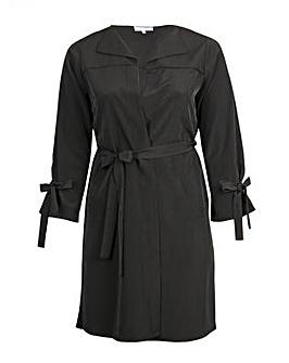 Lovedrobe GB Black Duster Jacket