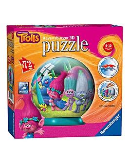 Trolls 3D Puzzle