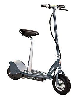 Razor E300s Seated Electric Scooter Grey