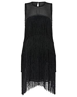 Monsoon Winifred Fringe Dress