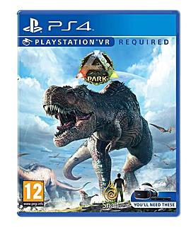 Ark Park Playstation VR Game PS4