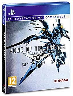 Zone of the Enders 2nd Runner Mars VRPS4