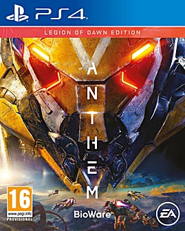 Anthem Legion Of Dawn Edition PS4