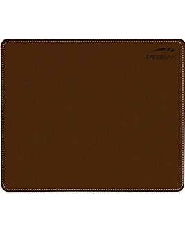 SPEEDLINK Notary Soft Mousepad Brown