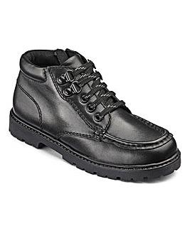 KD Boys Kaiser Black Boot