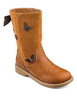 KD Girls Butterfly Boots