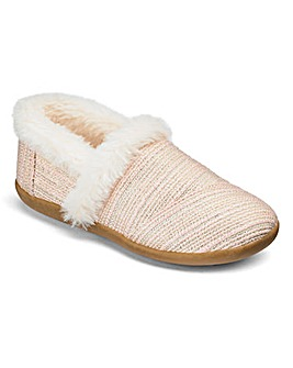 Toms Metallic House Slippers