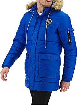 Hype Blue Explorer Jacket