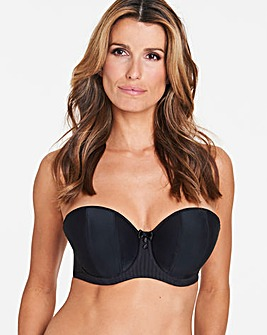 Curvy Kate Luxe Multiway Black Bra