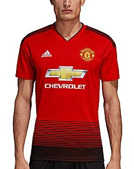 MUFC adidas Home Jersey