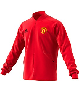 MUFC Zone Hooded Jacket