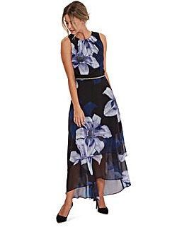 Gina Bacconi Amanda Floral Dress