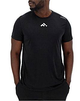 First Stay Training Short Sleeved Tee