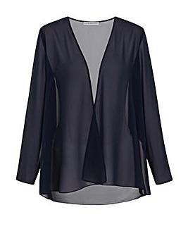 Gina Bacconi Chiffon Jacket
