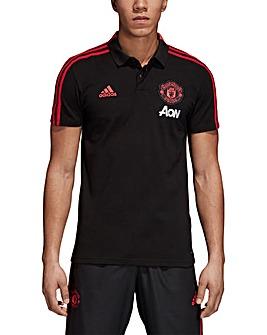 MUFC Adidas Polo