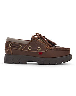 Kickers Lennon Boat Shoe