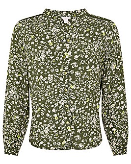 Monsoon Ditsy Print Sustainable Top