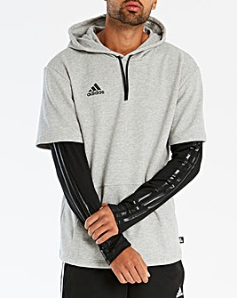 Adidas Layered Long Sleeved Jersey.
