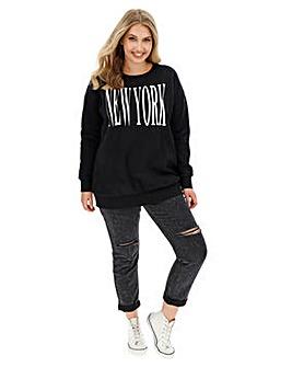 Placement Sweatshirt