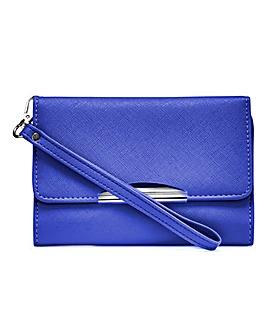 Cobalt Purse with Phone Pocket