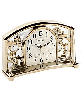 Rhythm Mantel Alarm Clock
