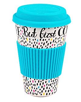 But Coffee First Travel Mug