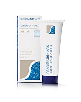 Dead Sea Spa Magik Super Night Cream 75m
