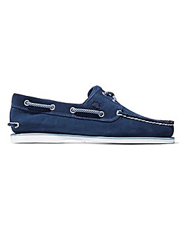 Timberland Classic 2 Eye Boat Shoe